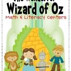 Let your students take a trip down the yellow brick road with this set of math and literacy centers that review basic mid-year first grade skills. ...