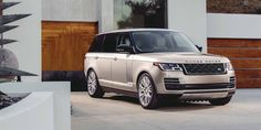 This Is the Most Luxurious Range Rover Ever Made - TownandCountrymag.com