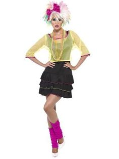 Image result for 80's fashion