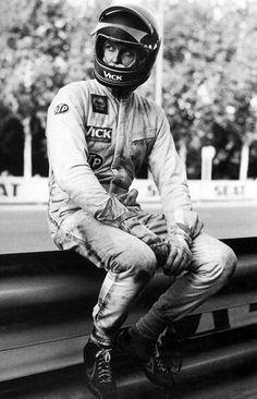 1971 G.P. Spain Montjuich-Barcelona-Ronnie Peterson