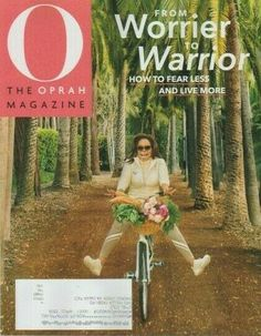 O The Oprah Magazine June 2020 FROM Worrier TO Warrior HOW TO FEAR LESS AND LIVE O The Oprah Magazine, June, Books, Ebay, Libros, Book, Book Illustrations, Libri