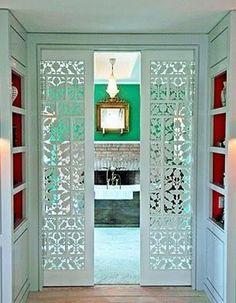 door carvings closet door