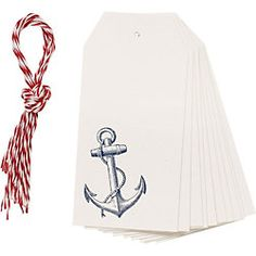 Nautical Gift Wrap - Paper Source