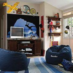Image result for teenage boy bedroom with desk