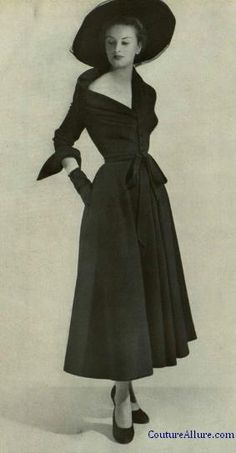 Dior 1950's ~ You Can Do It 2. http://www.zazzle.com/posters?rf=238594074174686702
