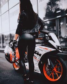 Motorcycle. Female Motorcycle RidersBobber MotorcycleDucati MonsterLady  BikerBiker GirlCustom MotorcyclesCustom BikesCars ... d5cceea8e