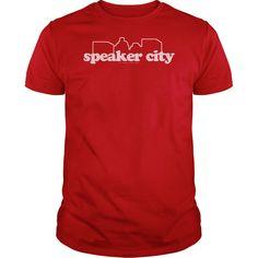 Old School Speaker City Logo