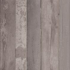 Level ruskea lauta 2234-01 - Tapettitaivas