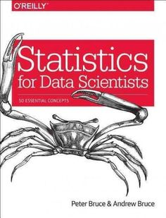 Statistics for Data Scientists: 50 Essential Concepts