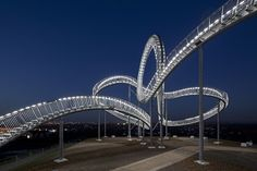 Crouching Tiger and Turtle -Magic Mountain Duisburg