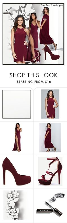 """""""untitled *24"""" by nimeda ❤ liked on Polyvore featuring By Lassen, Faviana, ALDO, Élitis and Bobbi Brown Cosmetics"""