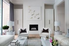 awesome In this serene space off the loggia, quartz lamps by Kathryn McCoy sit pretty on... by http://best99homedecorpics.xyz/modern-decor/in-this-serene-space-off-the-loggia-quartz-lamps-by-kathryn-mccoy-sit-pretty-on/