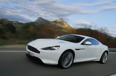 Aston Martin Virage  Maria.....I will settle for this car.