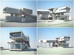 paul cremoux studio designs the casa caracola on the seashore
