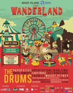 Music Festival poster inspiration