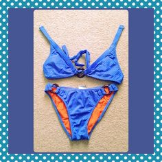 Swimming Suit Beautiful two pieces bikini set. Roxy Swim Bikinis