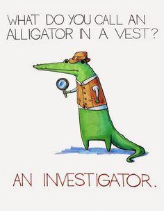 Hahaha! Great kid joke!