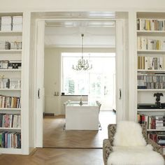 Doorway Wall Storage Solution For Small Spaces 14