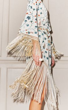 Talitha Spring Summer 2016 - Shop the fringe now on Moda Operandi