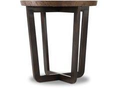 Parkcrest Round End Table 5527-80116-COR