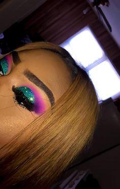 199 glamour makeup ideas for black women you must have – page 1 Makeup On Fleek, Flawless Makeup, Cute Makeup, Perfect Makeup, Gorgeous Makeup, Pretty Makeup, Makeup Looks, Makeup Tips, Beauty Makeup