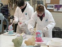 Mouldmaking and Resin Casting Masterclass