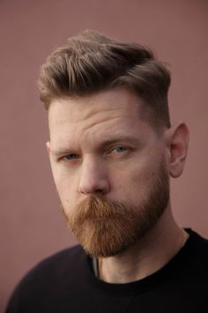 Post with 0 votes and 33521 views. I know massive beards get all the upvotes, but I love rocking a short beard every once in a while. Beard And Mustache Styles, Best Beard Styles, Beard No Mustache, Hair And Beard Styles, Scruffy Men, Hairy Men, Bearded Men, New Beard Style, Red Hair Men