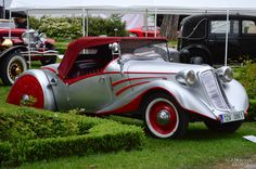 1934 Tatra 75 Sport Bohemia Vintage Cars, Antique Cars, Sweet Cars, Hot Cars, Custom Cars, Concept Cars, Cars And Motorcycles, Classic Cars, Super Car