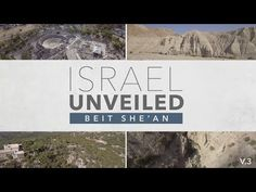 Israel Unveiled Volume 3 is a journey through the land of the Bible with Amir Tsarfati teaching on location at Mt. Carmel, Qumran, Bet She'an and Ein Gedi. Agree To Disagree, Mount Carmel, Defence Force, Most High, Jesus Lives, Holy Land, Christianity, Israel, Bible