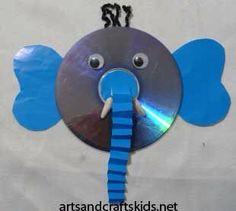 Disc elephant