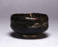 Teabowl, by Raku Ichinyū - Google Arts & Culture. Japanese. Seventeenth century