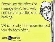 massage jokes - Google Search Come to Fulcher's Therapeutic Massage in Imlay City, MI and Lapeer, MI for all of your massage needs! Call (810) 724-0996 or (810) 664-8852 respectively for more information or visit our website lapeermassage.com!
