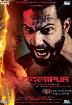 Badlapur 2015 Hindi DVDRip 480p 350mb ESub   Hit Movies 2