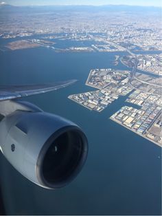 Fly over Tokyo #777 #airplane