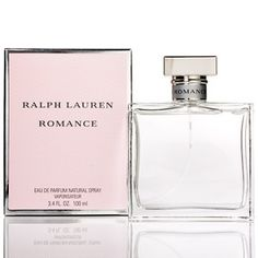 Ralph Lauren Romance Eau de Parfum Spray.