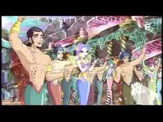 Winx Club Saison 5 Episode 1 : Menace sur les côtes de Gardenia