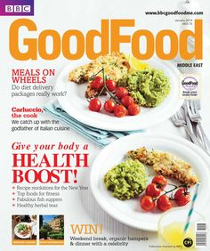 BBC Good Food Middle East Magazine | January 2013