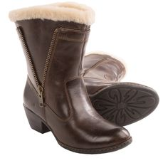 5dec0d83dcd Born Danila Boots - Leather