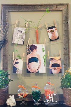 Heather Hurzeler: Peter Rabbit themed Baby Shower
