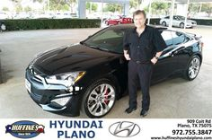 https://flic.kr/p/Nq2dnM | Happy Anniversary to Kelly on your #Hyundai #Genesis Coupe from Frank White at Huffines Hyundai Plano! | deliverymaxx.com/DealerReviews.aspx?DealerCode=H057