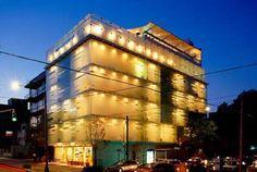 Hotel Habita, Polanco. México DF, México