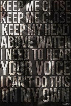 the Sinner -Memphis May Fire. One of my favoriteeee songs:)