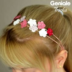 DIY - Art - Craft - Projects — wire flowers made with wire and nail polish Kids Crafts, Cute Crafts, Crafts To Do, Craft Projects, Arts And Crafts, Room Crafts, Diy Projects Videos, Cute Diys, Summer Crafts
