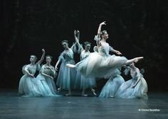 English National Ballet - Lauretta Summerscales in Mary Skeaping's Giselle.