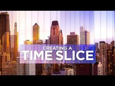 How to Create a Time Slice Photograph That Captures the Passage of Time