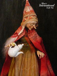 Anna Brahms - Alisa's International Doll Art