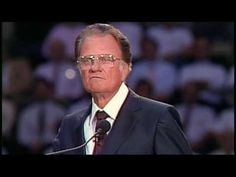 Billy Graham - Timeless Truth - Change  My personal favorite is Who is Jesus? a taping of a 1971 sermon preached at the McCormick ctr. in Chicago