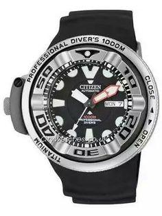 www.citywatches.co.uk Citizen Professional Diver Promaster AutoZilla 1000m Watch NH6930-09FB Citizen Professional Diver Promaster AutoZilla 1000m NH6930-09FB
