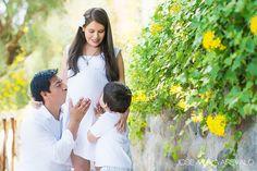 luz natural y una locación cerca a la naturaleza, el embarazo mágico de Ana María es simplemente hermoso...todo quedó genial...!!!