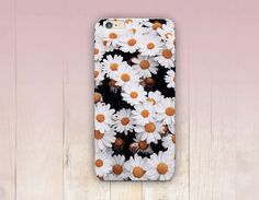 Daisies Phone Case   iPhone 6 Case  iPhone 5 Case  by CRCases
